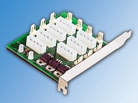 Mod-it 3-pin/Molex Mehrfachverteiler 5/6/8/10/12V